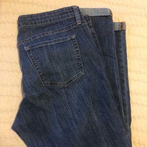 Gap boyfriend stretch jeans